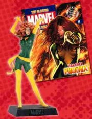 Classic Marvel Figurine Collection #011 Jean Grey Phoenix Eaglemoss Publications